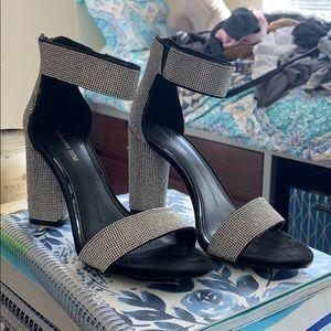 Gianni Bini bedazzled heels